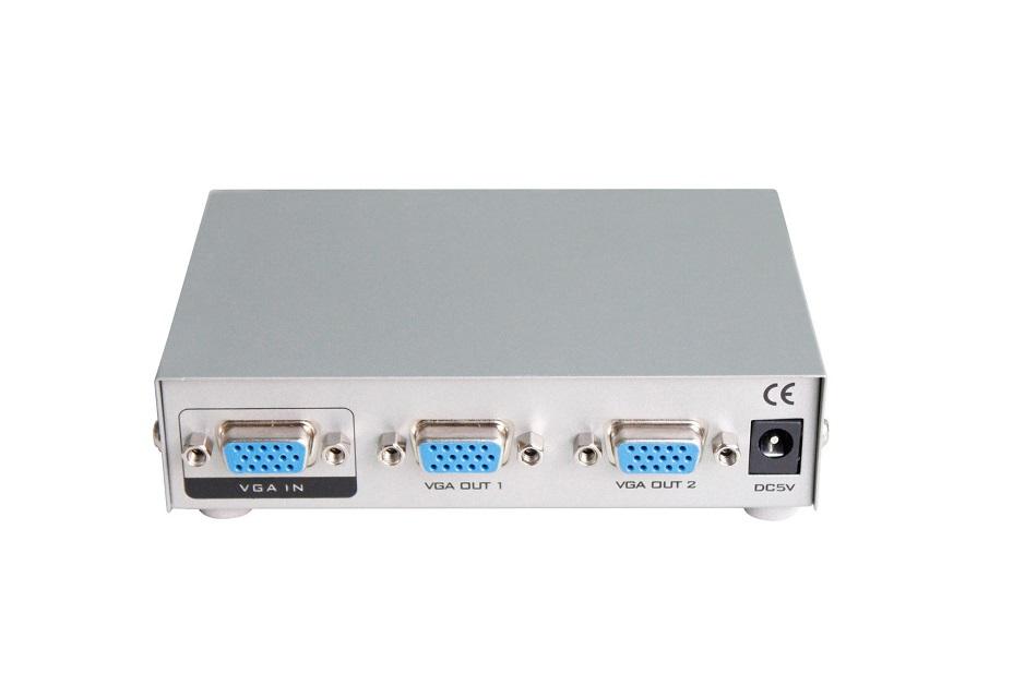 اسپلیتر ۲ پورت ۱۵۰MHz – VGA